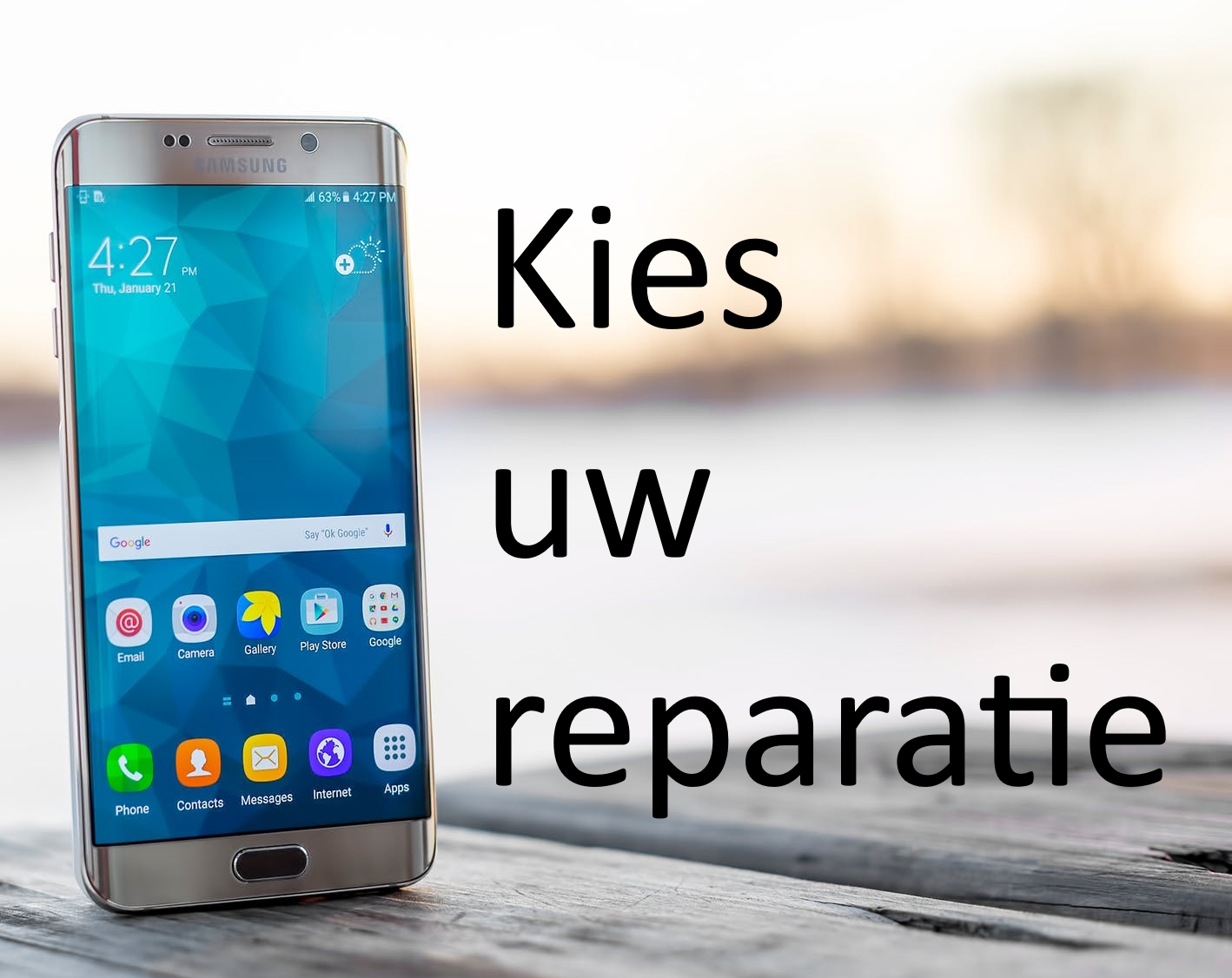 Galaxy reparaties Hoogkarspel